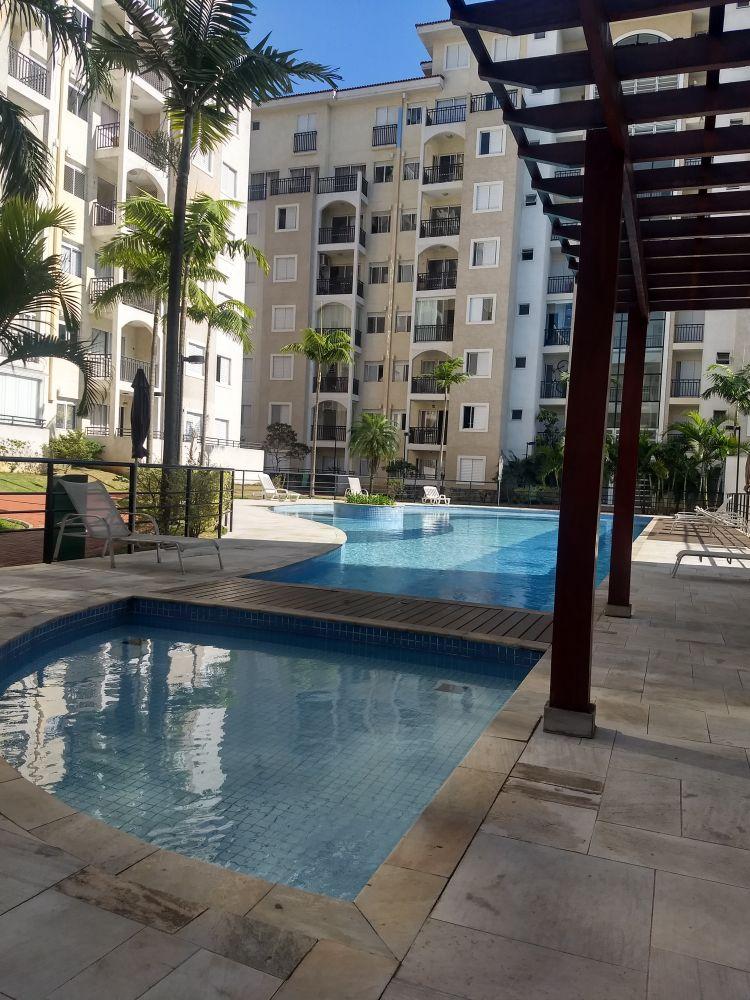 Apartamento venda Sítio Pinheirinho São Paulo